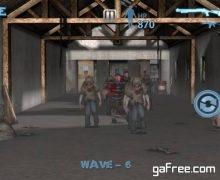 تحميل لعبة مواجهة الزومبي Zombie Hunter King