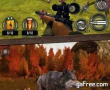 تحميل لعبة صيد الحيوانات المفترسة للاندرويد Wild Hunt