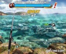 تحميل لعبة محاكاة صيد الاسماك Fishing Clash 3D