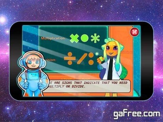 تحميل لعبة انقاذ كوكب الارض Star Arithmetics