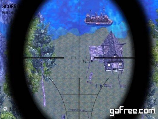 تحميل لعبة قناص الحرب Mountain Sniper