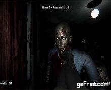 تحميل لعبة قتال الزومبي البقاء على قيد الحياة Zombie In Abandoned Asylum