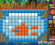 تحميل لعبة الحديقة السحرية الغاز The Far Kingdoms Garden Mosaics