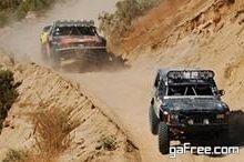 تحميل لعبة سباق السيارات الخطير Desert Race