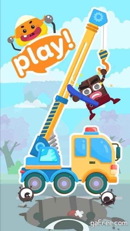 تحميل العاب تعليمية للاطفال الصغار Cars Trucks Vehicles