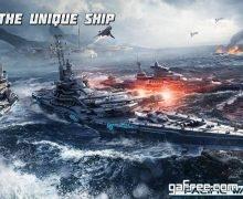 تحميل لعبة حرب السفن للاندرويد Pacific Warships Online 3D War Shooter
