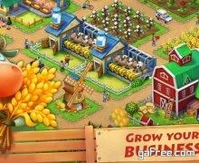 تحميل لعبة مزرعة الاحلام للاندرويد Township