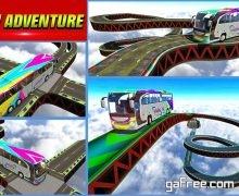 تحميل لعبة قيادة الباصات للاندرويد Heavy Mountain Bus Simulator