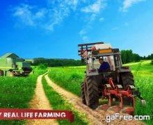 تنزيل لعبة جرار المزرعة Tractor Farming