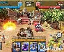 تحميل لعبة الحرب على الأعداء Mighty Battles