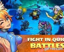 تحميل لعبة حرب استراتيجية مجانا Mighty Party: Heroes Clash