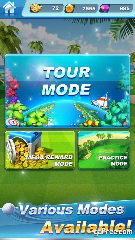 تحميل لعبة الجولف للاندرويد Golf Ace