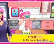 تحميل لعبة تصميم منزل باربي Barbie Dreamhouse Adventures