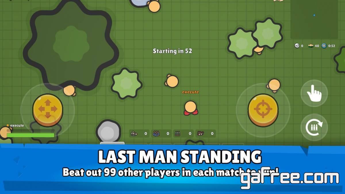 تحميل لعبة قتال زومبي رويال ZombsRoyale.io