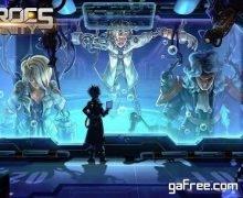 تحميل لعبة الحرب الاستراتيجية للاندرويد Heroes Infinity