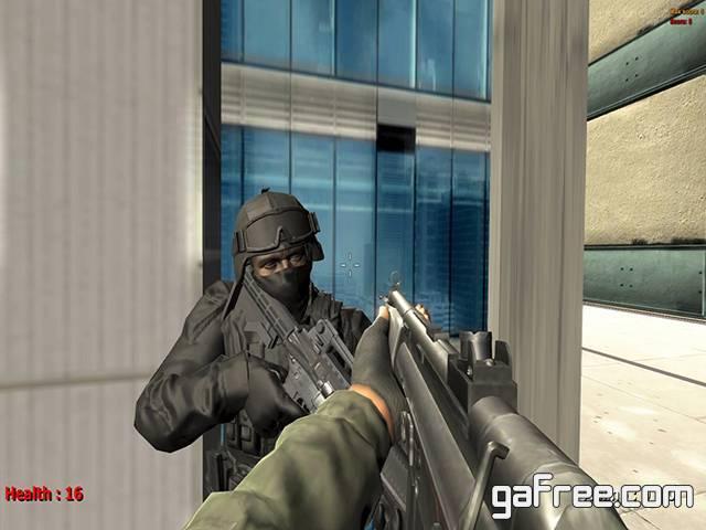 تحميل لعبة اطلاق النار على الاعداء للكمبيوتر Capture The Town