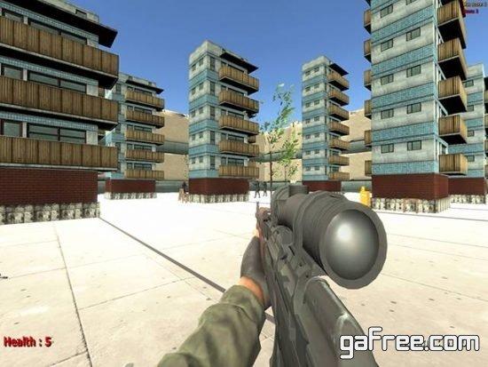 تحميل لعبة القتال بالاسلحة للبقاء على قيد الحياة City Arena