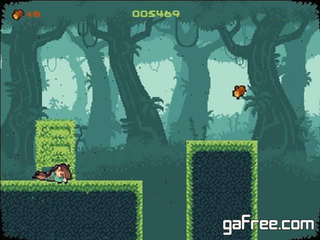 تحميل لعبة مغامرات في الغابة Forest Road