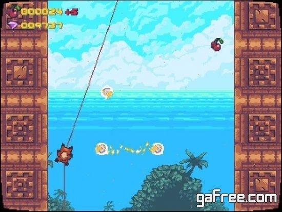 تحميل لعبة وقت المغامرة جديدة Sandy Path
