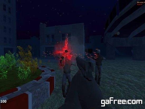 تحميل لعبة الحرب ضد الاعداء للكمبيوتر The Town Of Death