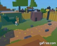 تحميل لعبة مغامرات الجديدة للكمبيوتر بروابط مباشرة Voxel Adventure
