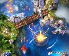تحميل لعبة القتال المدمر للاندرويد Sky Force Anniversary