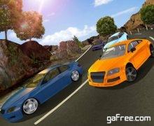 تحميل لعبة سيارات جديدة Mountain Traffic Car Racing