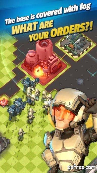تحميل اقوى العاب الحروب الاستراتيجية Mad Rocket