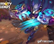 تحميل لعبة الحروب الاسطورية Eternity Legends