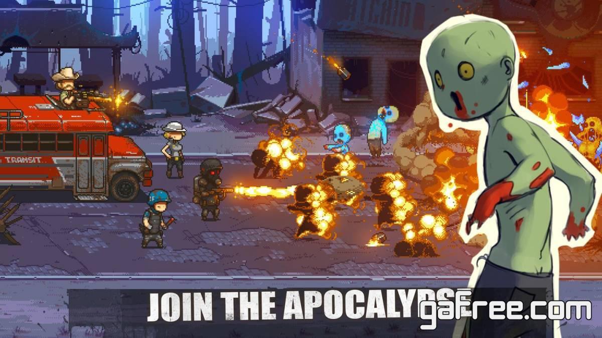 تحميل لعبة عالم الزومبي الجديدة Dead Ahead Zombie Warfare