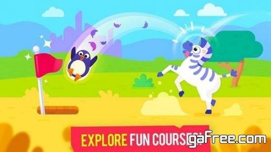 تحميل لعبة الجولف للاندرويد Golfmasters - Fun Golf Game