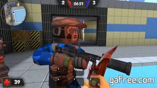 تحميل لعبة القتال والرعب للكمبيوتر KUBOOM