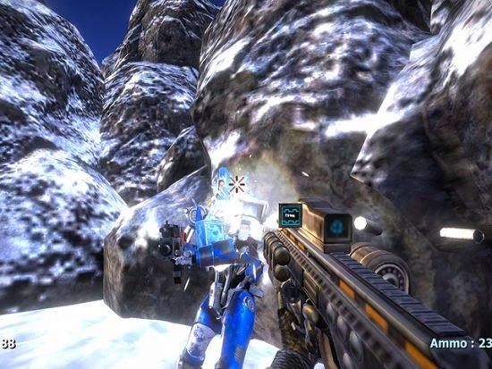 تحميل لعبة القتال للبقاء على قيد الحياة Enemy In The Rocks