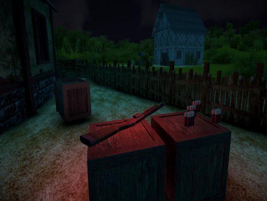 تحميل لعبة الارواح الشريرة Farmer