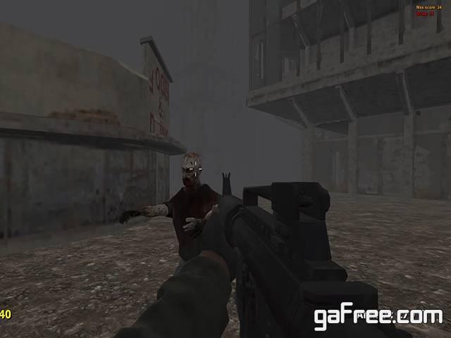 تحميل لعبة القتال والرعب الخطيرة Sinister Fog