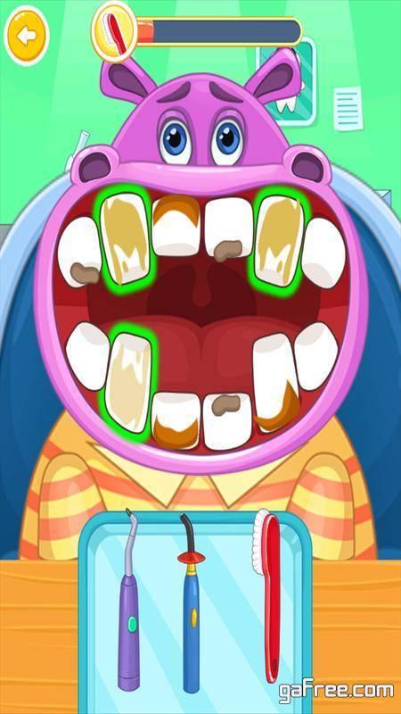 تحميل لعبة طبيب الاسنان للاطفال Childrens doctor dentist