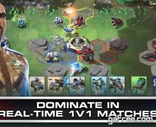 تحميل لعبة حرب استراتيجية للاندرويد Command Conquer