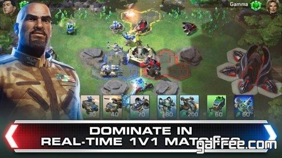 تحميل لعبة حرب استراتيجية للاندرويد Command & Conquer: Rivals PVP