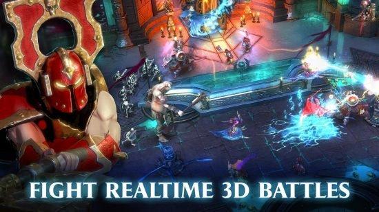 تحميل لعبة المعارك الحربية Warhammer Age of Sigmar