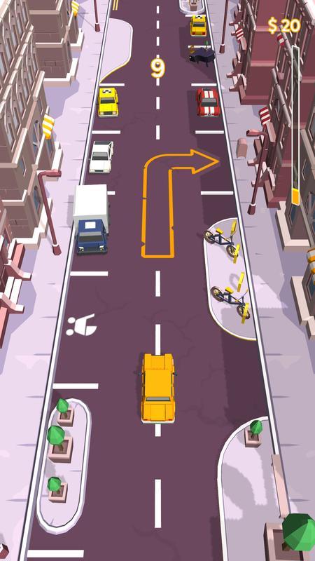 تحميل لعبة قيادة وركن السيارة Drive and Park