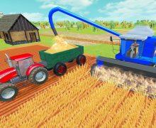 تحميل لعبة المزرعة للاندرويد Farming Tractor Simulator