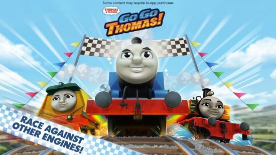 تحميل لعبة توماس والاصدقاء Thomas Friends: Go Go Thomas