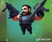 لعبة باتل رويال جديدة Battle Royale Battleground