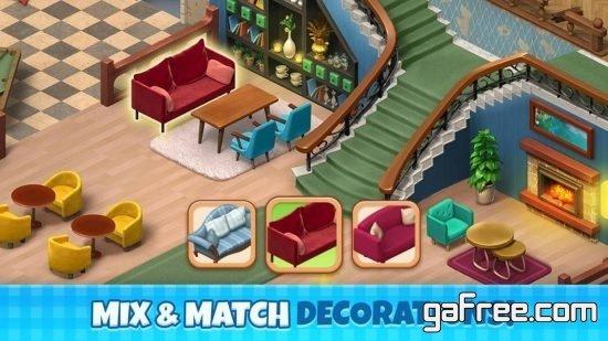 تحميل لعبة المقهى الجديدة Manor Cafe