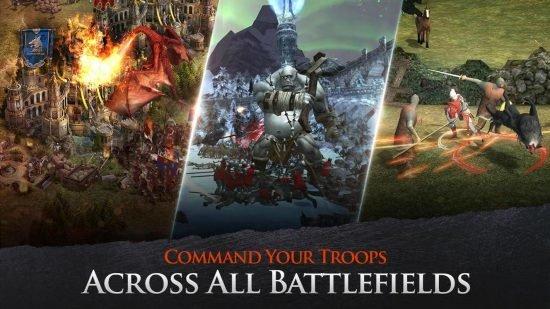 تحميل لعبة الحروب الاستراتيجية Iron Throne