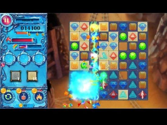 تحميل لعبة المغامرات في الثلج Ice Crystal Adventure