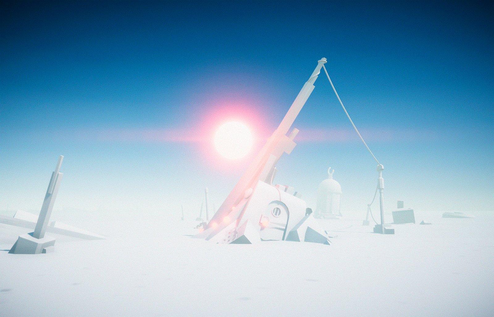 تحميل لعبة الجليد للكمبيوتر FoxHunt