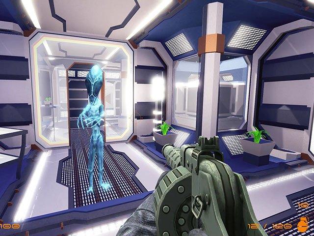 تحميل لعبة حرب الكائنات الفضائية Alien Space Base