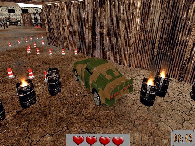 تحميل لعبة ركن سيارات الجديدة برابط مباشر للكمبيوتر Apocalypse Parking 3D