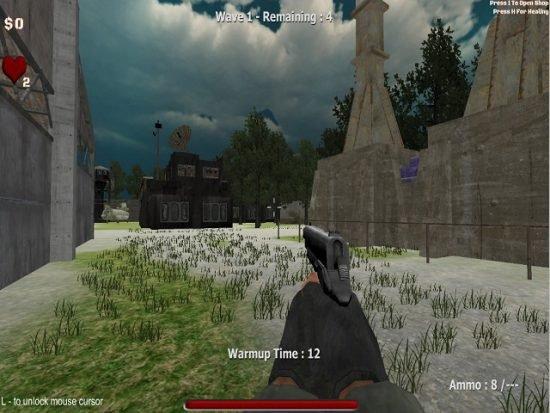 تحميل العاب قتال بالاسلحة للكمبيوتر مجانا Base Defense
